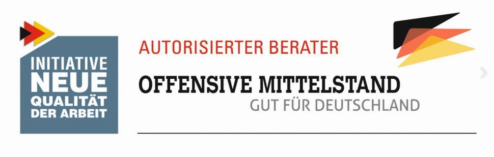Oliver Kustner ist autorisierter Berater der Offenisve Mittelstand